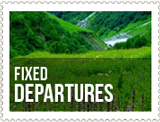 View our fixed departures